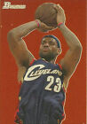 Bowman Lot LeBron James Basketball Trading Cards