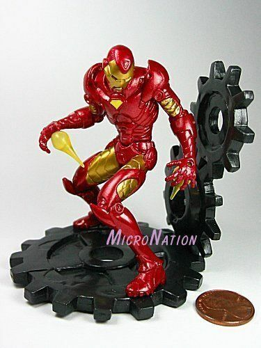 HG Marvel Heroes 4 Bandai - IRON MAN