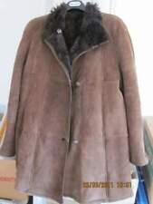 Montone da donna Shearling Original, di colore marrone, tg. 44