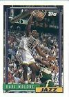 Topps Autographed Basketball Trading Cards 1992-93 Season