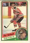 Pat Verbeek Hockey Trading Cards