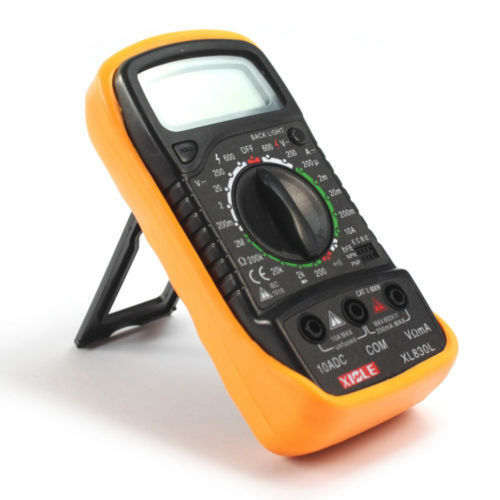Using A Multimeter : How to use a digital multimeter ebay