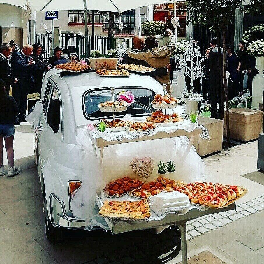 Noleggio auto per cerimonie Fiat 500 2