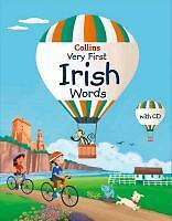 Col Very First Irish Words  BOOK NEU