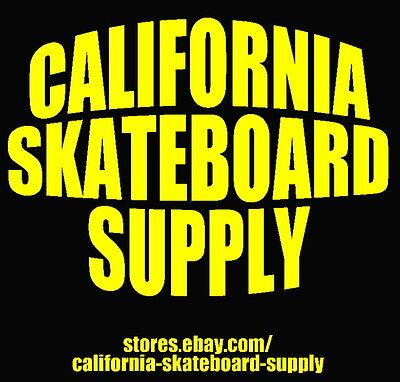 CALIFORNIA SKATEBOARD SUPPLY