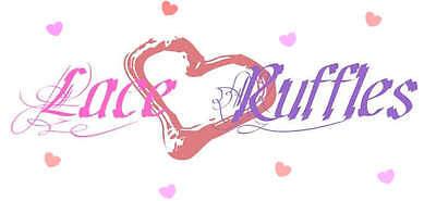 Lace hearts Ruffles