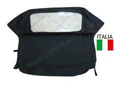 Capote cappotta Fiat barchetta tessuto sonnenland con lunotto