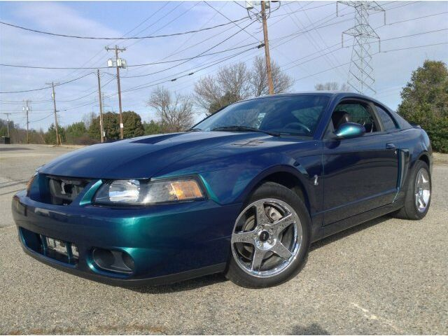 2004 ford mustang svt cobra terminator mystichrome used ford mustang for sale in rocky mount. Black Bedroom Furniture Sets. Home Design Ideas