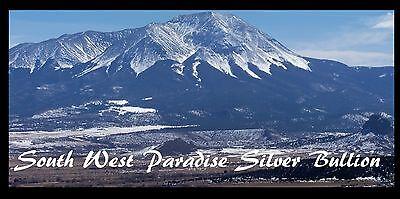 South West Paradise Silver Bullion