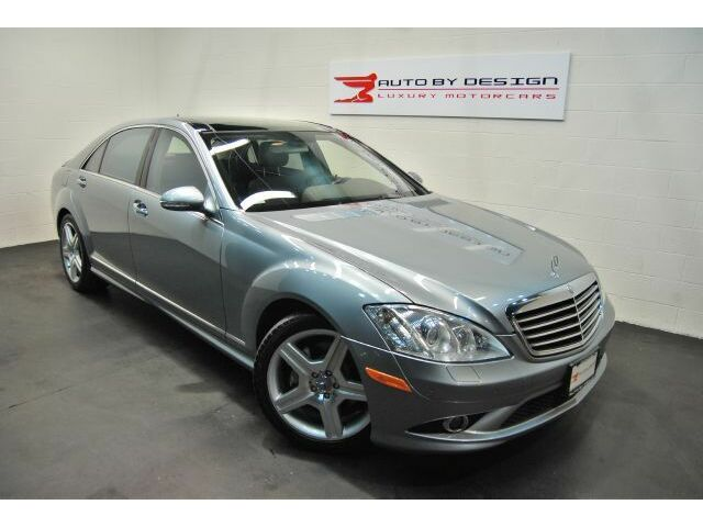 2007 mercedes s550 panaromic roof sport package 19 for Mercedes benz s550 rims for sale