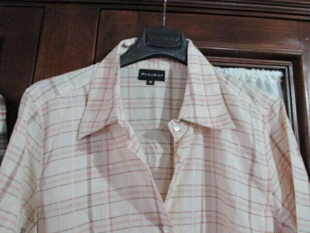 Nr. 3 camicie a quadri taglia 44-46 (E 3 cad.) 3