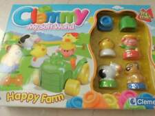 Clammy Happy Farm Clementoni