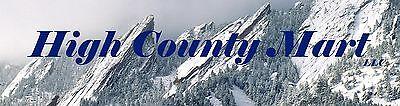High Country Mart LLC