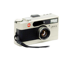 Polaroid One600 Classic Vs. Leica Minilux Zoom