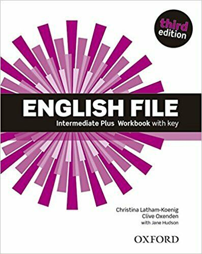 English File Third Edition Intermediate Plus with key SB+WB 2
