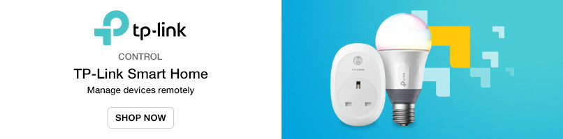 Take Control with TP-Link smart home products
