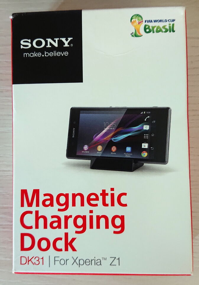 Caricabatterie magnetico DK31 per SONY XPERIA Z1