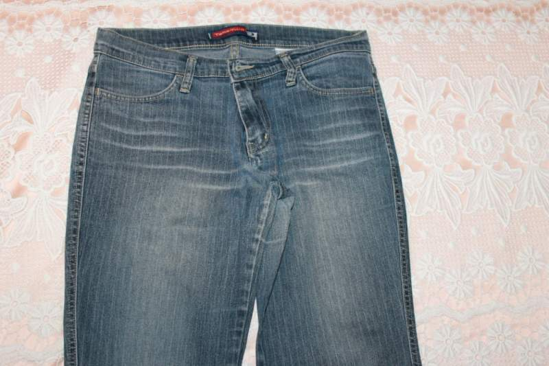Pantaloni Take Two jeans Made in Italy taglia 31