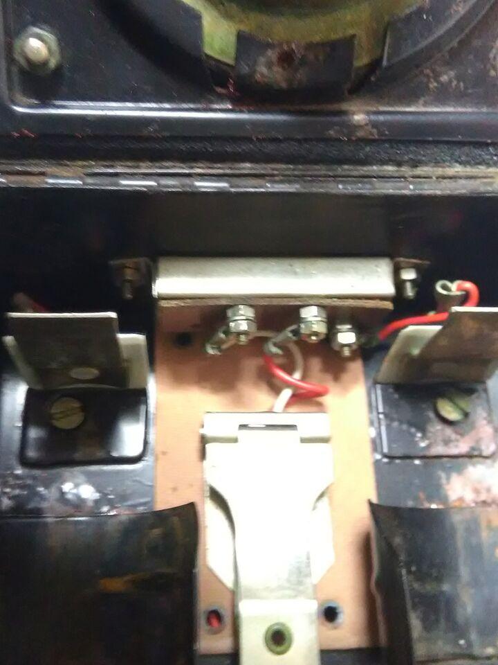Vecchia lampada da ferroviere da segnalazione - vintage 7