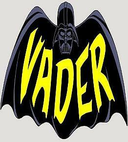 Darth Vaders Batcave