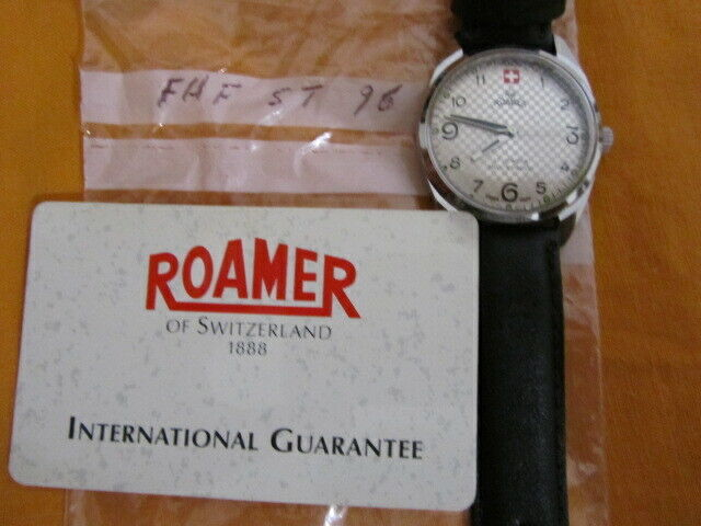 Roamer mov.fhf st96 a carica manuale- 6