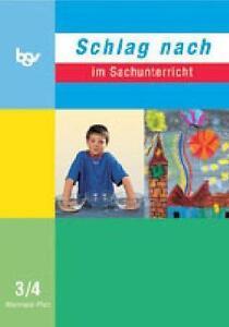 Schlag nach im Sachunterricht D 3/4. Rheinland-Pfalz - Buch