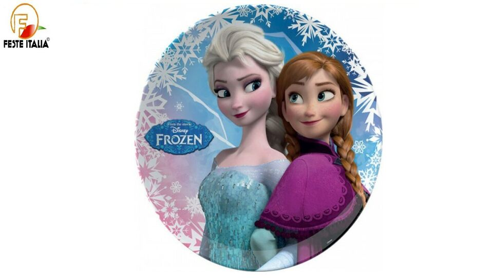 Kit party compleanno a tema frozen 4