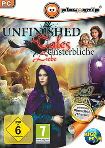 Unfinished Tales: Unsterbliche Liebe (PC, 2013, DVD-Box)