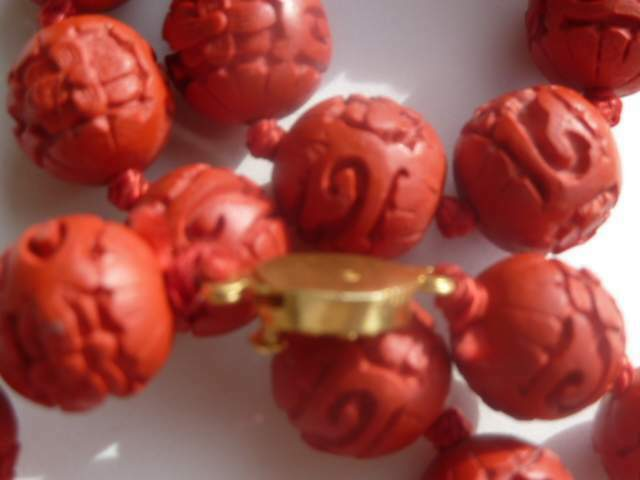 Collana lacca cinese vintage 3