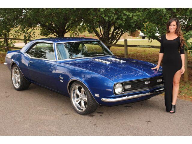 1968 Chevy Camaro Big Block Automatic Power Steering Power Brakes Video Used Chevrolet Camaro