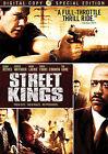 Street Kings (DVD, 2008, 2-Disc Set, Checkpoint; Includes Digital Copy;Sensormatic; W)