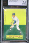 Topps Beckett (BVG) 7.5 Graded Baseball Cards