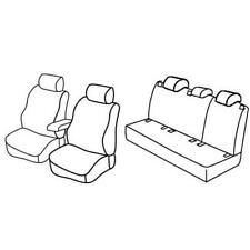 Set coprisedili Superior - Beige - Volkswagen Golf VI 5p (Highline) (1
