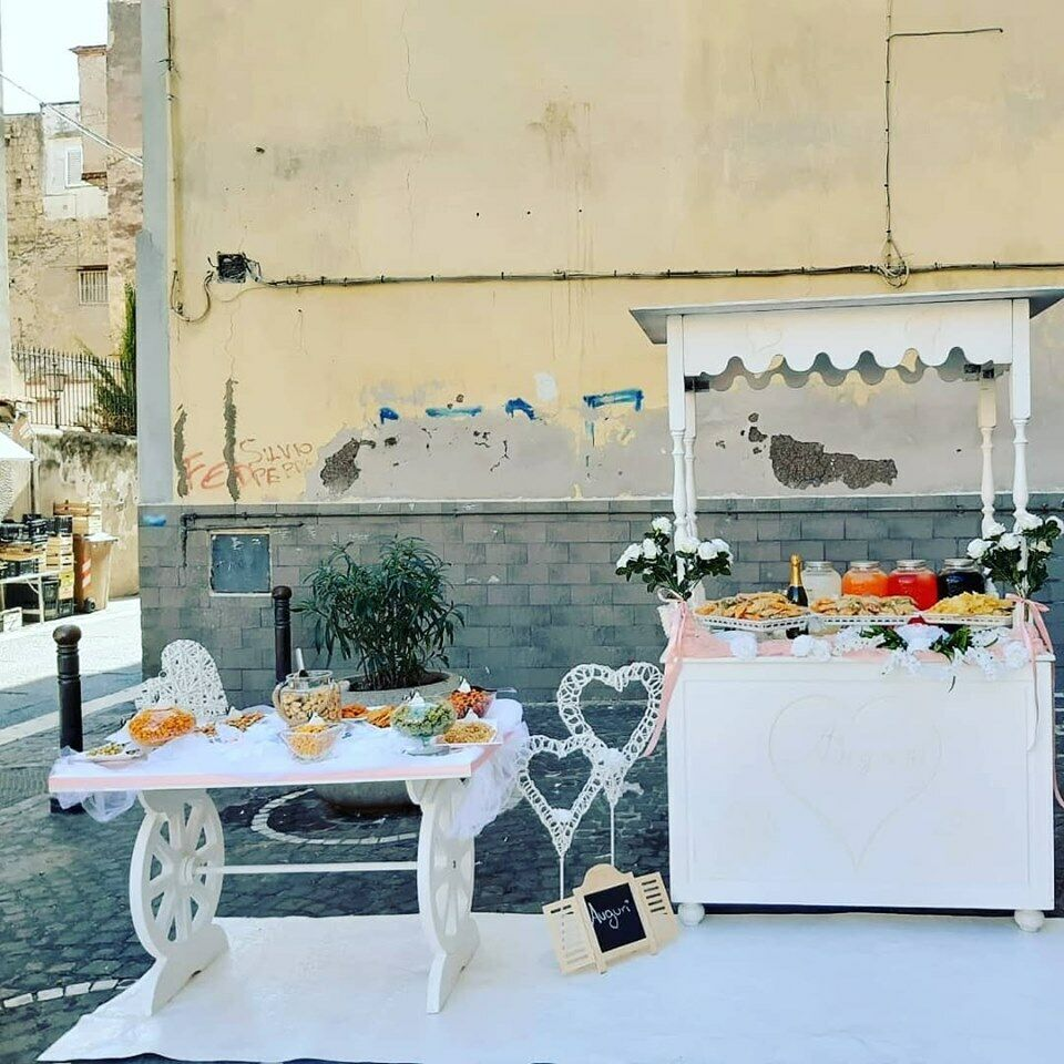 Carretto rinfresco granite napoli caserta 2