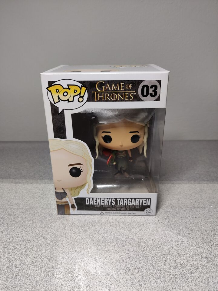Funko Pop Game Of Thrones 3