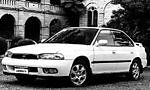 Subaru Liberty RX (1998) 4D Sedan 5 SP M...
