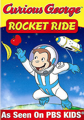 curious george rocket ride and other adventures dvd