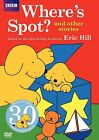 Wheres Spot (DVD, 2010, 30th Anniversary Edition)