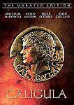 Caligula (DVD, 2007, Unrated Version) Helen Mirren, Malcolm McDowell