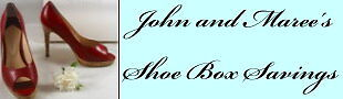 JohnMaree Shoe-Box Savings