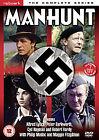 Manhunt - The Complete Series (DVD, 2009, 7-Disc Set)