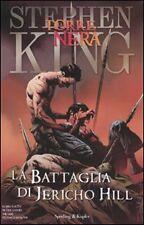 Libri e riviste di letteratura e narrativa neri stephen king