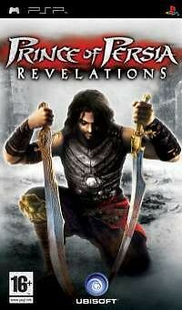 Prince of Persia: Revelations (Sony PSP, 2006) - European Version