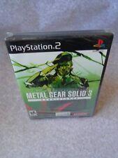Jeux vidéo français Metal Gear Solid 18 ans et plus