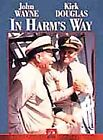 In Harm's Way (DVD, 2001, Sensormatic) (DVD, 2001)