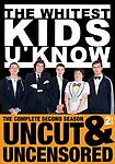The Whitest Kids U Know The Complete Second Season DVD, 2010, 2-Disc Set  - $47.48