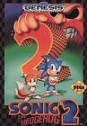 Sonic the Hedgehog 2 (Sega Genesis, 1992) - Japanese Version