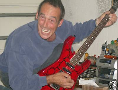 Axes Bold As Love Guitars