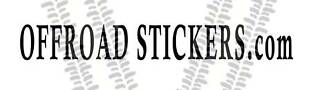 Offroad Stickers