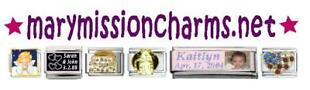 Mary Mission Italian Charms